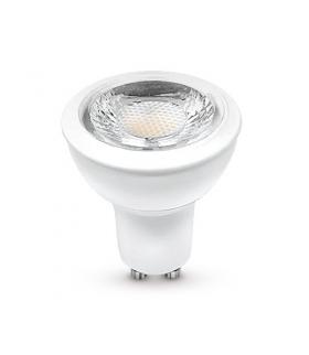 Żarówka LEDSTAR GU10 z diodą COB, 7W, kąt rozsyłu światła 38°, barwa światła ciepła biała
