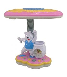 Lampka biurkowa dziecięca 00669 MOLLY HL037 PINK