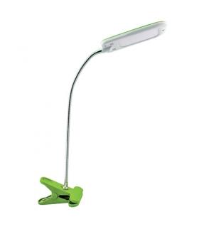 Lampka biurkowa SMD LED 02868 DORI LED GREEN CLIP