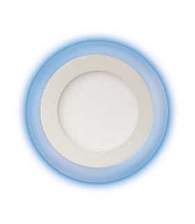 Plafoniera SMD LED 02898 ALDEN LED C 3W+3W 4000K
