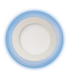 Plafoniera SMD LED 02900 ALDEN LED C 12W+4W 4000K