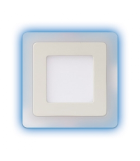 Plafoniera SMD LED 02901 ALDEN LED D 3W+3W 4000K
