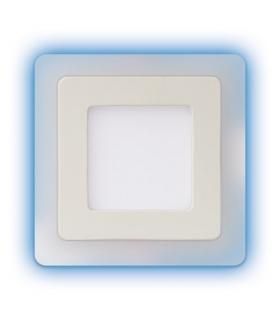 Plafoniera SMD LED 02903 ALDEN LED D 12W+4W 4000K