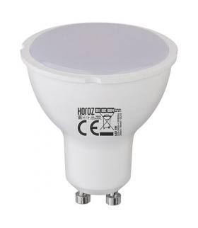Lampa z diodami SMD LED PLUS LED-8 GU10 8W 3000K 03172