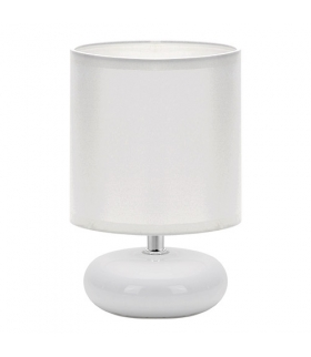 Lampka stołowa PATI E14 WHITE 03143