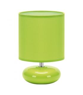 Lampka stołowa PATI E14 GREEN 03144