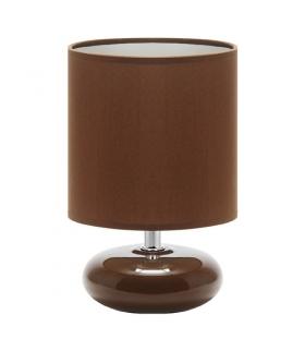 Lampka stołowa PATI E14 BROWN 03145