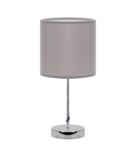 Lampka stołowa AGNES E14 GREY 03147