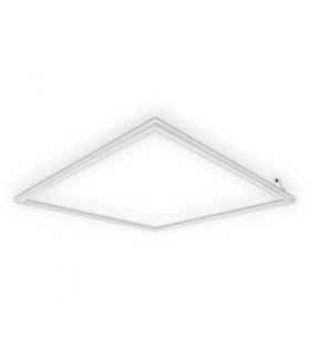 Ramka LED XYLION 60 RN4, 40W, przeznaczona do wbudowania w sufit podwieszany