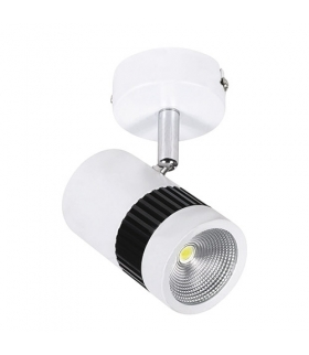 Oprawa ścienno-sufitowa COB LED TOKYO LED 8W WHITE 3208