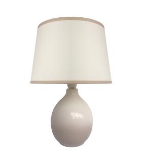 Lampka stołowa ROMA E14 GREY 3207