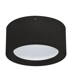Plafoniera SMD LED SANDRA-15 BLACK 4000K 3525