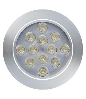 Oprawa typu downlight POWER LED VERA-12 HL676L CHR+MATCHR 6400K IDEUS 01704