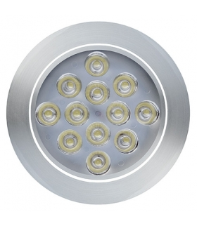Oprawa typu downlight POWER LED VERA-12 HL676L CHR+MATCHR 2700K IDEUS 01703