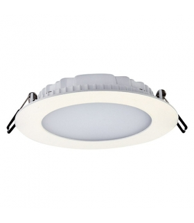 Oprawa dekoracyjna SMD LED CARMEN-12 HL688L WHITE 6000K IDEUS 02129