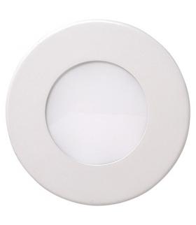 Oprawa dekoracyjna SMD LED CARMEN-12 HL688L WHITE 3000K IDEUS 02130