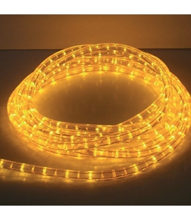 Wąż świetlny LED ROPELIGHT 2 LINE YELLOW IDEUS 01828