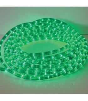 Wąż świetlny LED ROPELIGHT 2 LINE GREEN IDEUS 01829