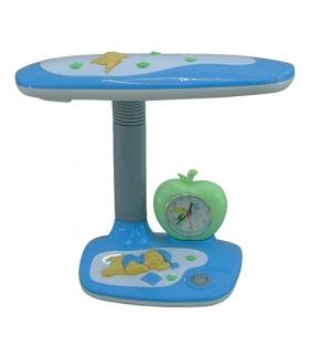 Lampka biurkowa dziecięca APPLE HL038 BLUE IDEUS 00671
