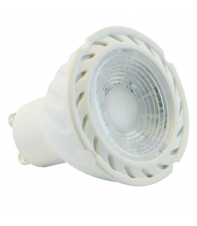 Lampa z diodami SMD LED PLUS-6 GU10 SMD LED 6W 6400K IDEUS 02644