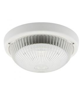 Plafoniera hermetyczna LOB LED WHITE IDEUS 02743