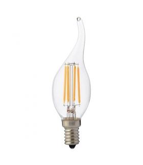 Lampa z diodami COG LED FILAMENT LED FLAME-4 2700K IDEUS 02996