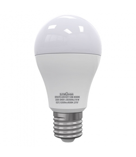 Lampa z diodami SMD LED ERSTE LED E27 14W 4500K IDEUS 03060