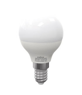 Lampa z diodami SMD LED ULKE LED E14 4W 3000K IDEUS 02803