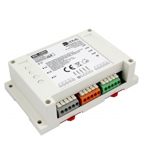 STEROWNIK WiFi WS-45H1 - 4 kanały, AC 230V/ 50Hz, na szynę DIN