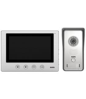 WIDEODOMOFON VDP-33A3 ''LUNA'' ekran 7'', obsługa 2 wejść, pamięć obrazów, czytnik kluczy zbliżeniowych