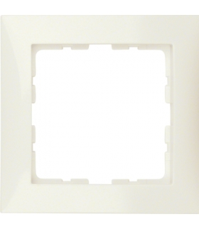 B.Kwadrat Ramka 1-krotna, krem