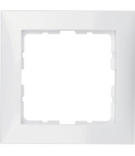 B.Kwadrat Ramka 1-krotna, biały