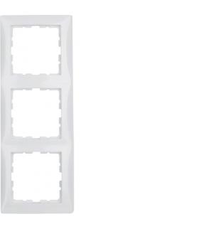 B.Kwadrat Ramka 2-krotna, biały