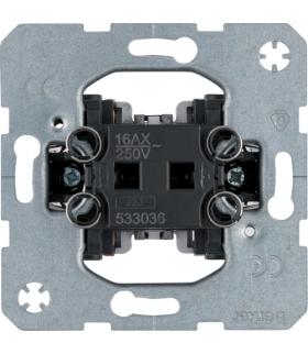 Łącznik 1-klawiszowy uniwersalny (schodowy), mechanizm, samozaciski one.platform