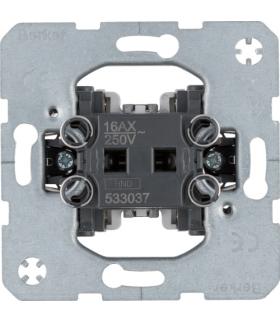 Łącznik 1-klawiszowy krzyżowy, mechanizm, samozaciski one.platform