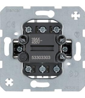 Łącznik 1-klawiszowy 3-biegunowy, mechanizm, samozaciski one.platform