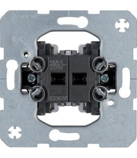 Łącznik 2-klawiszowy seryjny (świecznikowy), mechanizm, samozaciski one.platform