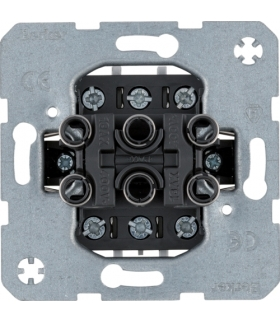 Łącznik 3-klawiszowy 3-krotny, mechanizm, zaciski śrubowe one.platform