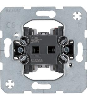 Łącznik 1-klawiszowy przyciskowy, zestyk zmienny, samozaciski one.platform
