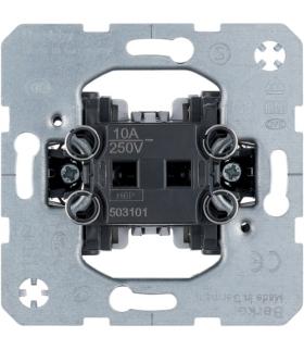 Łącznik 1-klawiszowy przyciskowy, zestyk zwierny, samozaciski one.platform