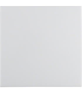 Klawisz do łączników 1-klawiszowych biały