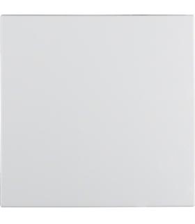 Klawisz do łączników 1-klawiszowych biały mat