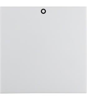 """Klawisz z nadrukiem """"0"""", do łączników 2- i 3-biegunowych biały"""