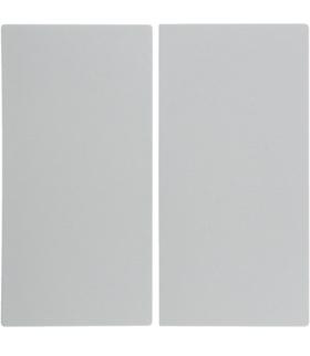 Klawisze do łącz. 2-klawiszowych biały mat