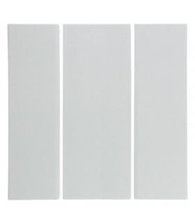 Klawisze do łącznika 3-klawiszowego biały