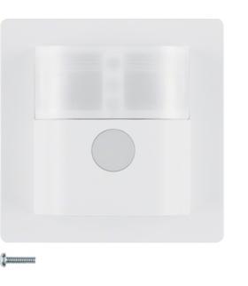 Q.x Nasadka czujnika ruchu 1,1m Berker.Net, biały, aksamit Berker 85341129