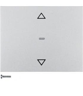 K.5 KNX RF quicklink przycisk żaluzjowy,  alu,  lakierowany