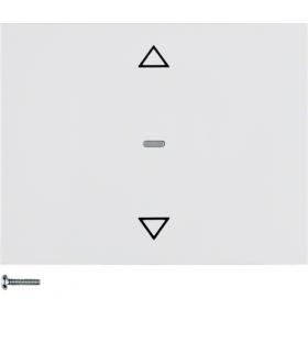 K.1 KNX RF quicklink przycisk żaluzjowy,  biały,  połysk