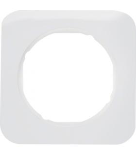 R.1 Ramka 1-krotna, biały, połysk Berker 10112189