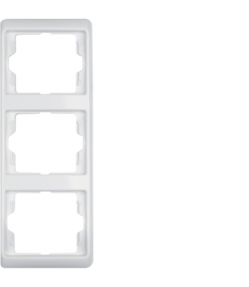 Arsys Ramka 3-krotna pionowa, biały Berker 13330069